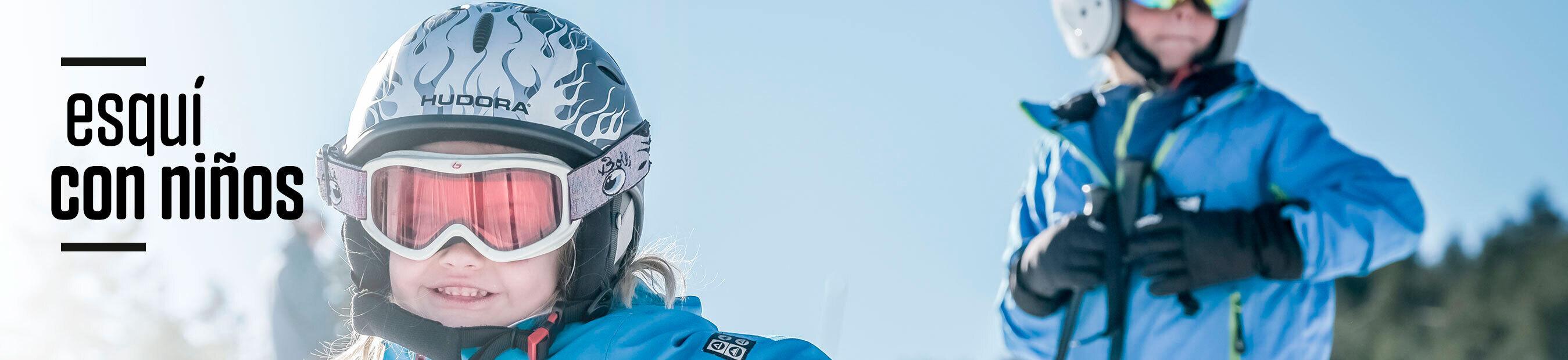 cabecera guia de esqui con niños
